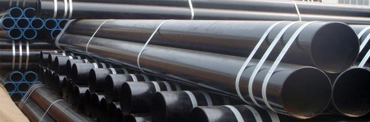 API 5L X80 PSL2 LSAW Steel Pipes