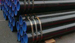 ASTM A691 CMSH 70 Alloy Steel Pipes Packaging