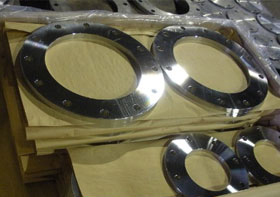 Threaded Flanges Packaging and Marking