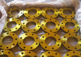 Threaded Flanges Packaging & Marking