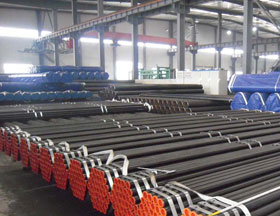 ASTM A106 Grade B Carbon Steel Seamless Pipes Packaging & Marking